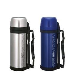 膳魔師2000cc不鏽鋼真空冰熱保溫瓶MTB藍色FDH-2005-MTB/SBK不鏽鋼色FDH-2005-SBK