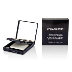 Edward Bess 柔滑粉餅 Sheer Satin Cream Compact Foundation - #01 Light 5g/0.17oz