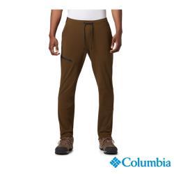 Columbia哥倫比亞 男款- 防潑長褲-軍綠 UAE02060AG