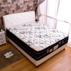 【AS】Sommeil Dor 水冷紗正三線5尺獨立筒床墊(買就送枕頭)