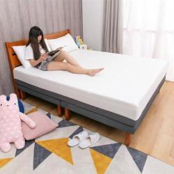 【AS】艾莉爾6尺壓縮記憶床墊-182x188x25cm