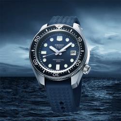 SEIKO 精工 Prospex 55周年限量潛水機械錶-44.8mm 8L55-00F0B(SLA039J1)