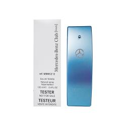 Mercedes Benz Club Fresh 賓士 自由藍調男性淡香水 TESTER 100ML