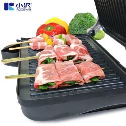 小澤 BBQ低脂牛排燒烤機/電烤盤(KW-563BBQ)