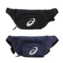 ASICS 運動腰包-臀包 側背包 慢跑 單車 自行車 亞瑟士 斜背包