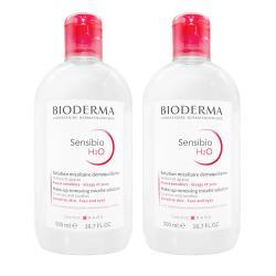 【BIODERMA】舒敏高效潔膚液 500ml (兩入組)