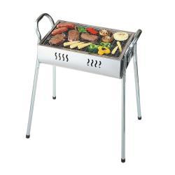 妙管家 歡樂不銹鋼高腳烤肉爐
