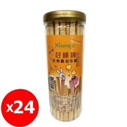 【匠菓子】巨無霸香濃酥脆牛奶棒(起司口味)-24罐組