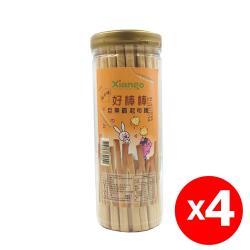 【匠菓子】巨無霸香濃酥脆牛奶棒(起司口味)-4罐組