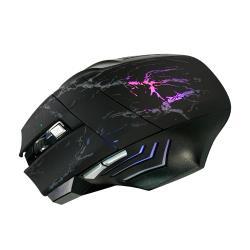 KINYO闇夜之刃電競專用滑鼠GKM-802