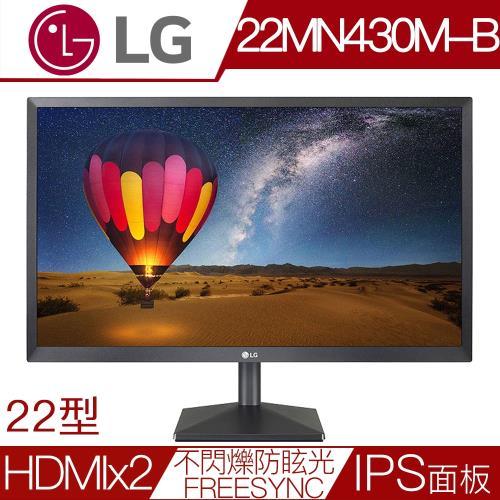 【LG樂金】22MN430M-B