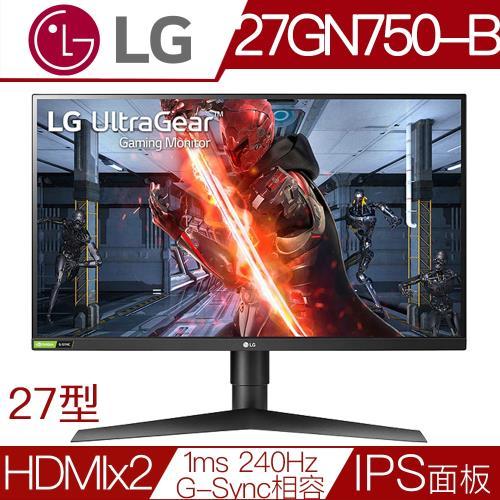 【LG樂金】27GN750-B