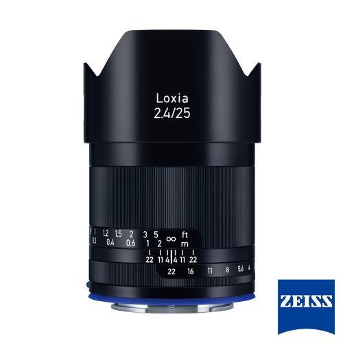 蔡司ZeissLoxia25mmF2.4手動對焦鏡頭│forSonyEmount[公司貨]/