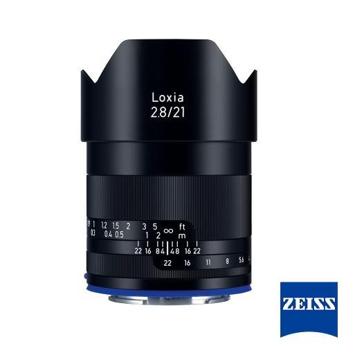 蔡司ZeissLoxia21mmF2.8手動對焦鏡頭│forSonyEmount[公司貨]/