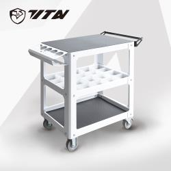 TITAN泰坦 TH-7043M 專業型移動工具車/作業車-DIY (附零件分類盒10入)