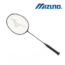 Mizuno 美津濃 TECHNOBLADE 677 羽球拍 銀x紅x灰 73TTB09101