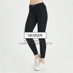 【MARIN】輕刷毛雕塑壓力褲(XS~XL)
