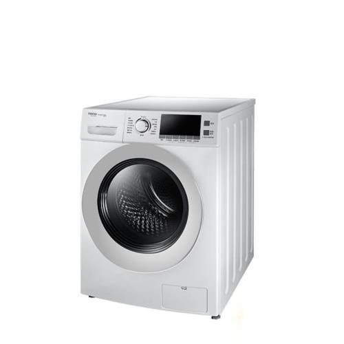 東元11公斤變頻滾筒變頻洗衣機WD1161HW/