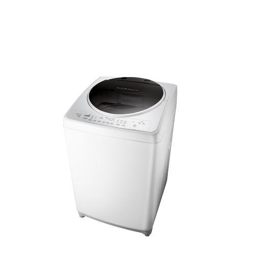 東元13公斤變頻洗衣機香檳銀W1398TXW/