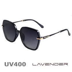 Lavender 偏光片太陽眼鏡 時尚網紅款 優雅灰 8081 C3