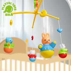 Playful Toys 頑玩具 嬰兒床鈴 6388A (嬰幼兒 寶寶安撫 床邊音樂鈴 寶寶陪伴 睡眠玩具)