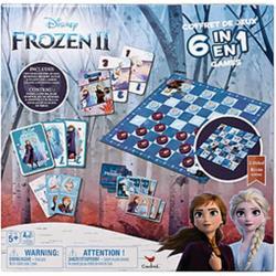 迪士尼 Frozen 2 冰雪奇緣2 歡樂桌遊屋 英文版