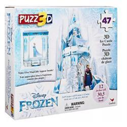 迪士尼 Frozen 2 冰雪奇緣2 3D立體拼圖
