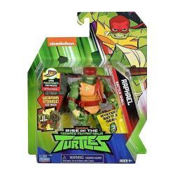 PLAYMATES 全新忍者龜: 經典公仔系列 BATTLE SHELL RAPH 盒裝隨機出