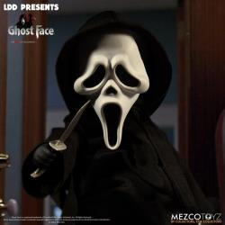 Mezco Toyz LDD 活死人娃娃系列 鬼臉 驚聲尖叫 可動