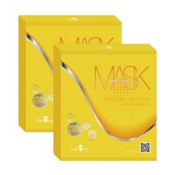 【Masking 膜靚】塑妍提拉面膜 7片/盒x2