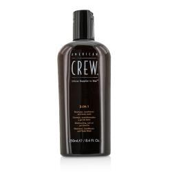 美國隊員 男士3合1洗潤髮沐浴乳 Men Classic 3-IN-1 Shampoo, Conditioner  Body Wash