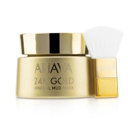 愛海珍泥 24K黃金死海礦泥面膜24K Gold Mineral Mud Mask 50ml/1.7oz