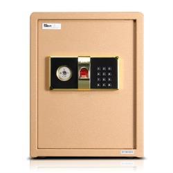 聚富指紋型保險箱(45FKG) 金庫/防盜保險櫃/電子式保險箱/密碼鎖/指紋鎖/保險櫃