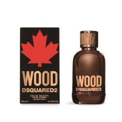 DSQUARED2 WOOD天性男淡香水100ml
