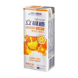 雀巢 立攝適 清流質配方 柳橙口味 237ml*24入/箱 (1箱)