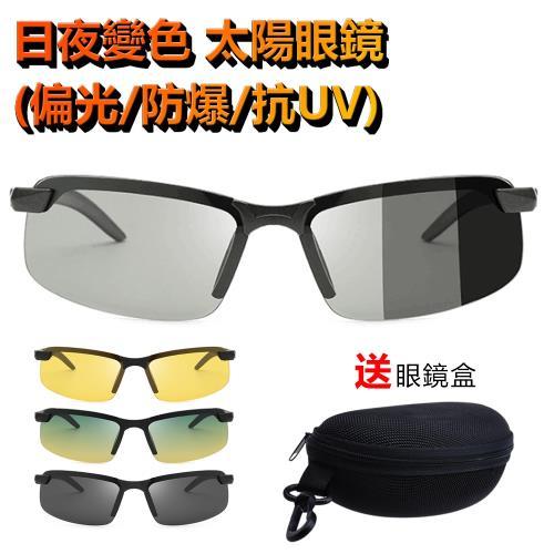 【M.G】變色偏光智能太陽眼鏡/