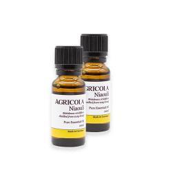 Agricola植物者綠花白千層精油(20ml/罐) * 2入組