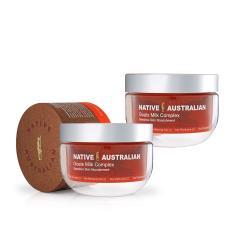 澳洲NATIVE  山羊奶曼努考蜂蜜綜合霜 150gx2入組(深層養護系列)