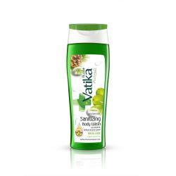 杜拜DABUR-VATIKA橄欖松油滋潤沐浴乳425ml(沐浴洗髮兩用)(6入組)