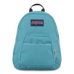 JanSport校園背包(HALF PINT)-經典藍綠