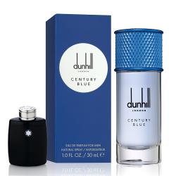DUNHILL 世紀紳藍淡香精30ml(贈隨機小香乙瓶)