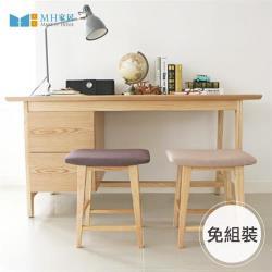【MH家居】西力特實木凳子(餐椅/木凳)