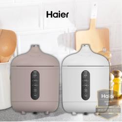 Haier海爾 迷你多功能電子鍋/電鍋/煮飯鍋 HKS-100W (白) / HKS-100C (可可)