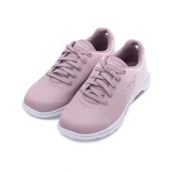 SKECHERS 健走系列 GOWALK 5 綁帶運動鞋 粉紅白 15929MVE 女鞋