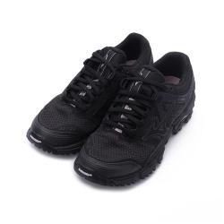 MIZUNO WAVE DAICHI 5 GORE-TEX 慢跑鞋 黑 J1GK205609 女鞋