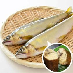 爆卵母香魚(1尾)100g±10%