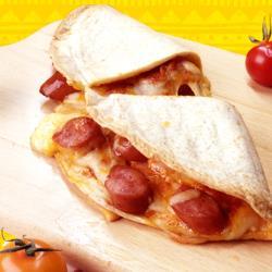 【洋卡龍起司薄餅】德式臘味香腸150g±10%