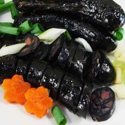 富統烤肉趣-墨魚香腸5條(250g)