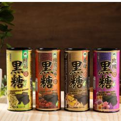 台灣上青 黑糖塊罐裝220G*8罐  任選