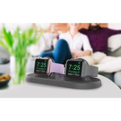 AHAStyle Apple Watch 簡約雙充電底座